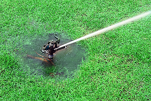 Sprinkler Repair Bloomington IL