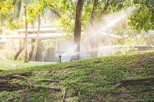 Sprinkler Repair Champaign IL