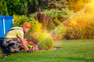 Irrigation Repair Champaign IL