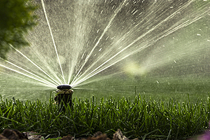 Irrigation Champaign IL